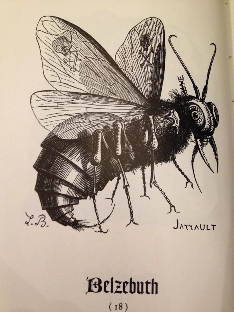 Resultado de imagen para señor de las moscas demonio